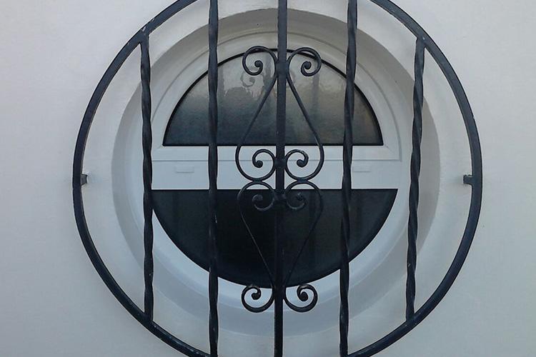 Fenêtre Œil de bœuf