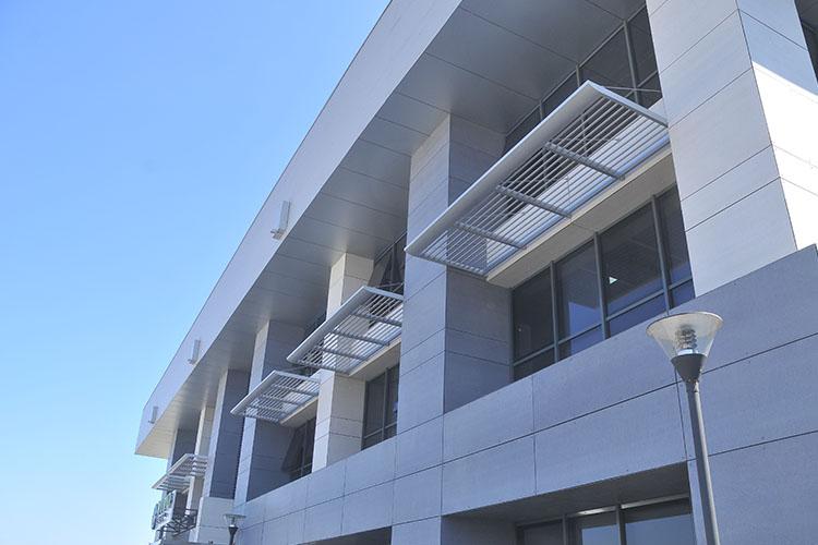 Habillage façade