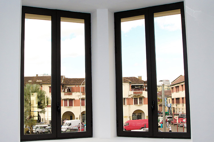 Porte-et-fenêtre
